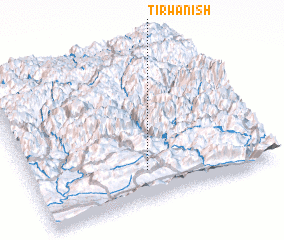3d view of Tirwanish