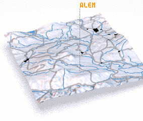 3d view of Alem