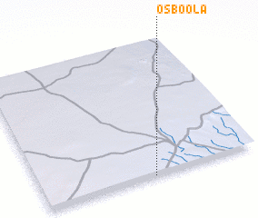 3d view of Osboola