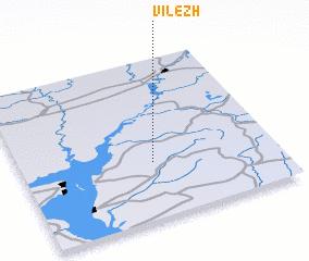 3d view of Vilezh