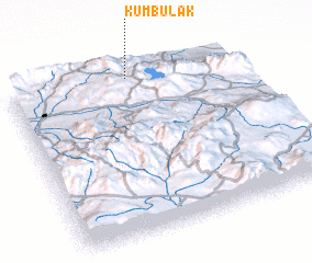 3d view of Kumbulak