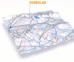 3d view of Kumbulak