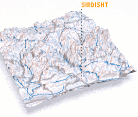 3d view of Sirdisht