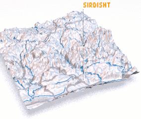 3d view of Sirdisht