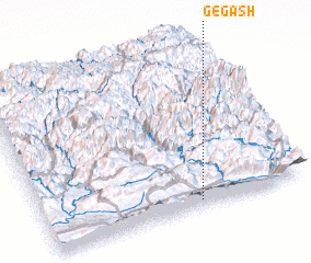 3d view of Gēgash