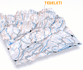 3d view of T'edelet'i