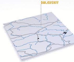 3d view of Dalevskiy