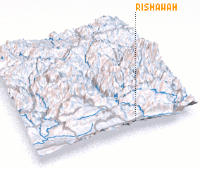 3d view of Rishāwah