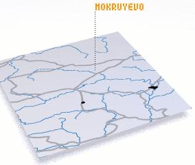 3d view of Mokruyevo