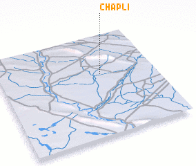 3d view of Chāplī