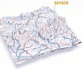 3d view of Dōtāza