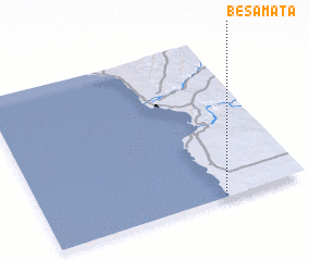 3d view of Besamata