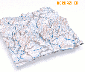 3d view of Nērva Zhērī