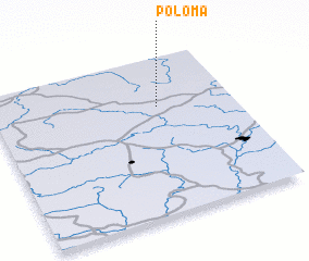 3d view of Poloma