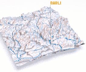 3d view of Narlı