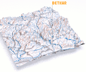 3d view of Betkār