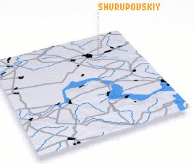 3d view of Shurupovskiy