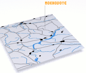 3d view of Mokhovoye