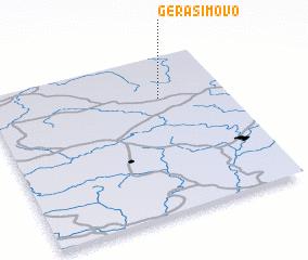 3d view of Gerasimovo