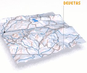 3d view of Devetaş