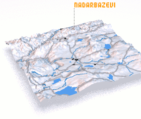 3d view of Nadarbazevi