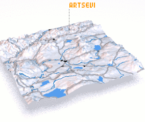 3d view of Artsevi