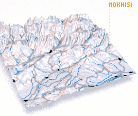 3d view of Mokhisi