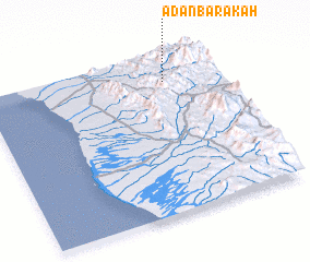 3d view of 'Adan Barakah