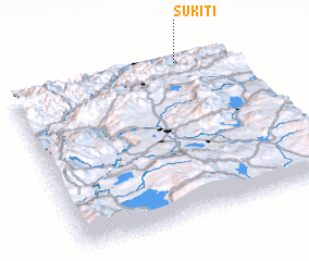3d view of Sukiti