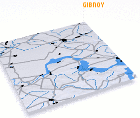 3d view of Gibnoy