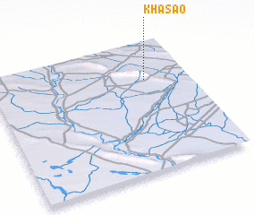 3d view of Khasāō