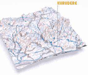 3d view of Kurudere