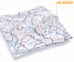 3d view of Jālmanda