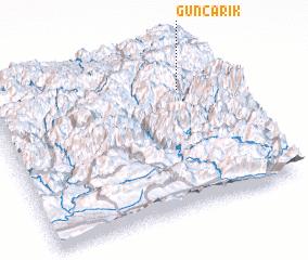 3d view of Günçarık