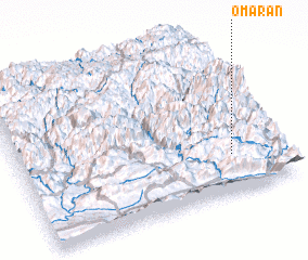 3d view of Omaran