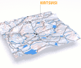 3d view of Kintsvisi