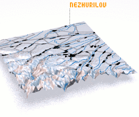 3d view of Nezhurilov