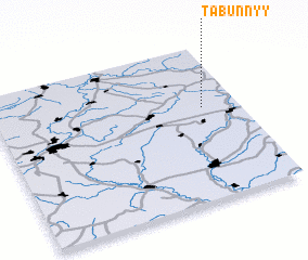 3d view of Tabunnyy