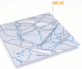 3d view of Awlas