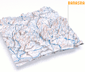 3d view of Banasra