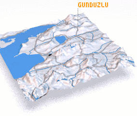 3d view of Gündüzlü