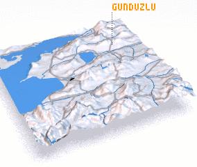 3d view of Gündüzlü