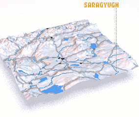 3d view of Saragyugh