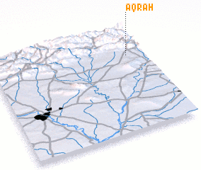 3d view of 'Aqrah