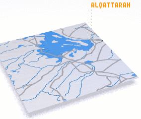 3d view of Al Qaţţārah