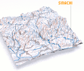3d view of Sinachi