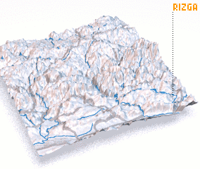 3d view of Rizga