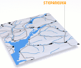 3d view of Stepanevka
