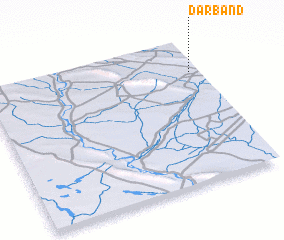 3d view of Darband