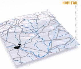 3d view of Koritan